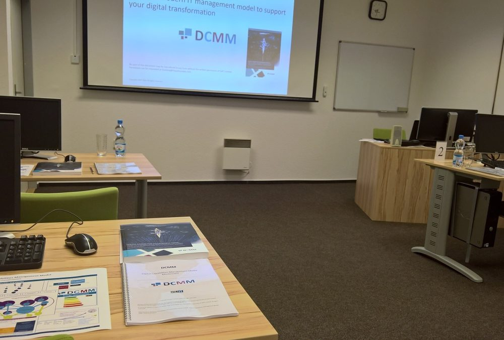 New course – DCMM Masterclass