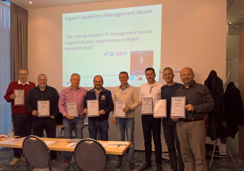 DCMM Masterclass – the future is about collaboration